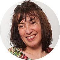Portraitfoto von Diana Kilian, Vorstandsmitglied
