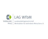 Logo der LAG WfbM RLP