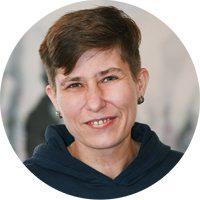 Portraitfoto von Natascha Biener, Vorstandsmitglied